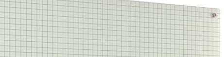 Grid pattern 2x2 cm